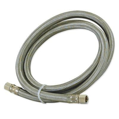 Eastman 20 Ft Braided Stainless Steel Ice Maker Connector 48391 In 2020 Stainless Refrigerator Stainless Steel Steel