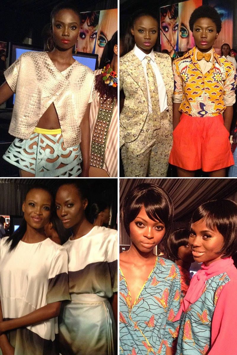 7 Designers to Watch from Lagos's Emerging Fashion Scene