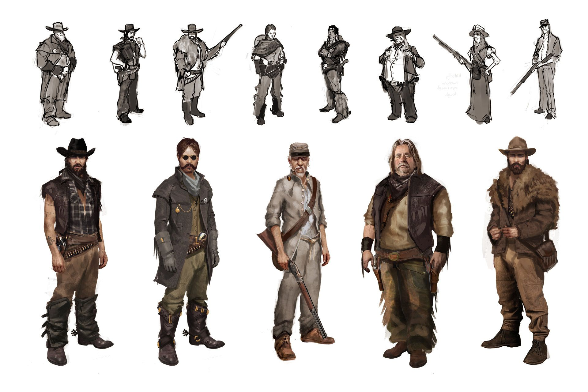 Pin By Mariusz Krzywicki On Concept Art Characters