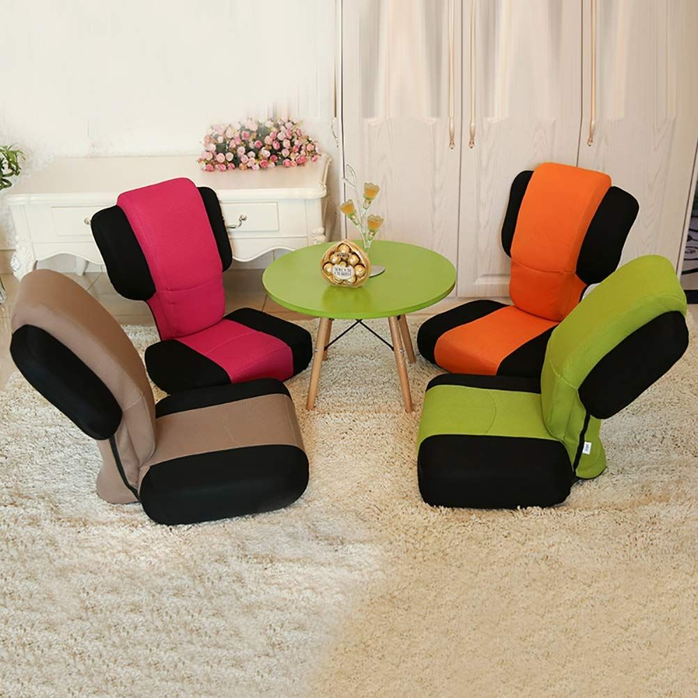 Individual Mesh Cloth Lazy Small Sofa Bed Backrest Floor