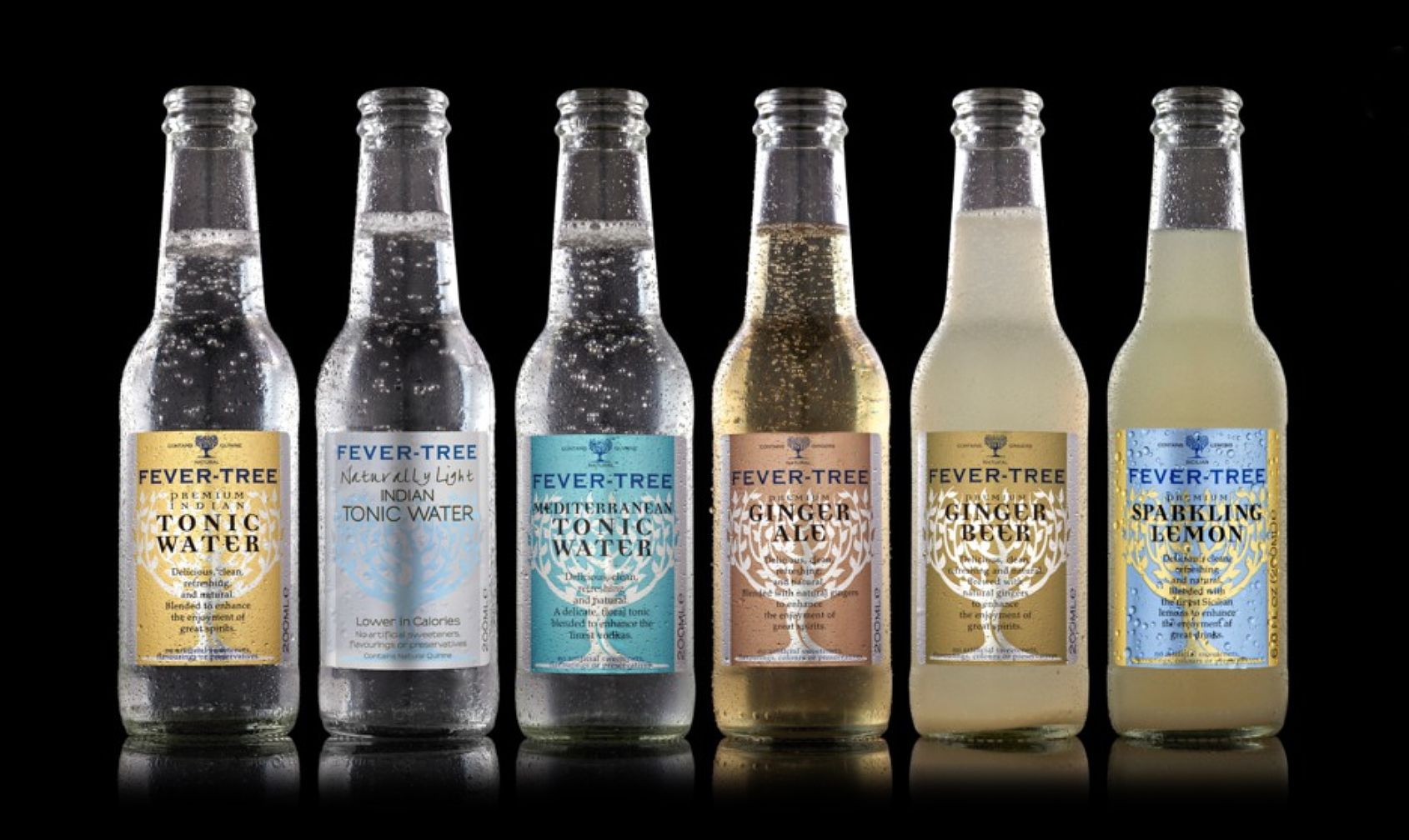 FeverTree Growth up 59 in U.S. Tonic water, Best tonic