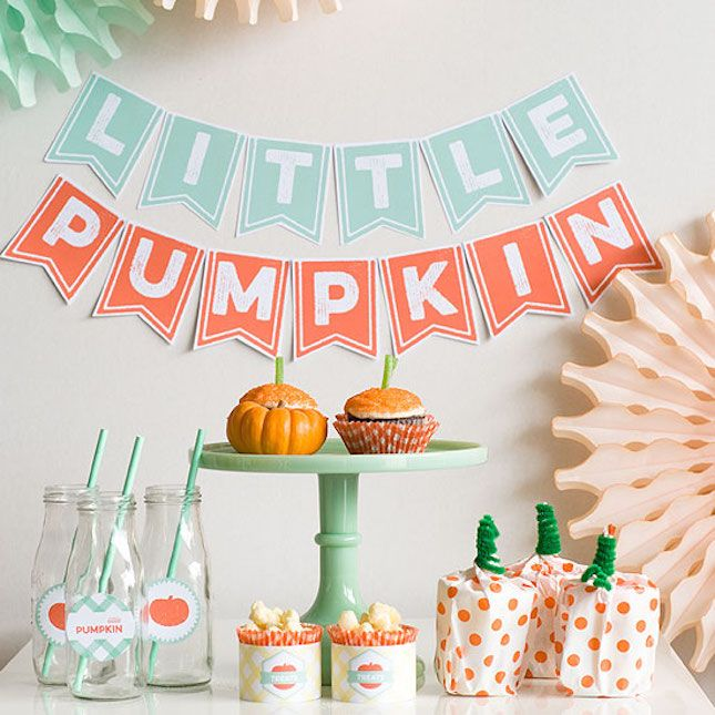 10 Crazy Cute DIY Ideas For A Halloween Themed Baby Shower