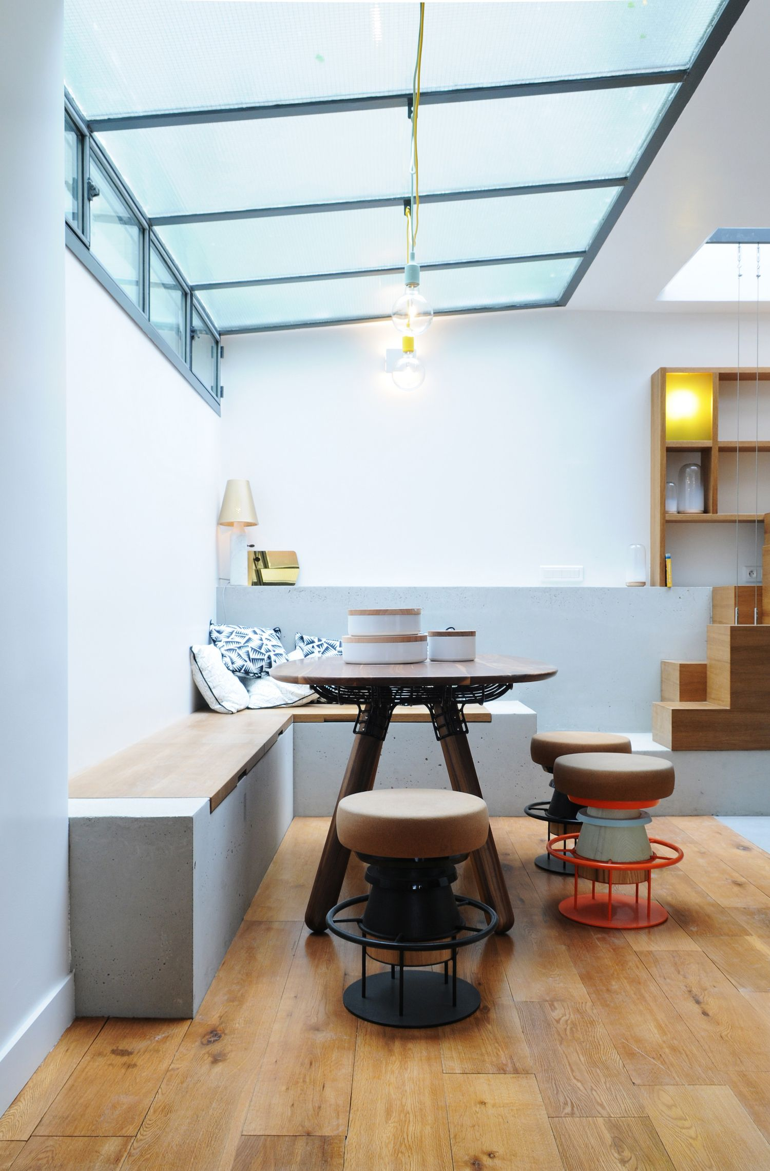 Paris Row House | Leibal : Leibal