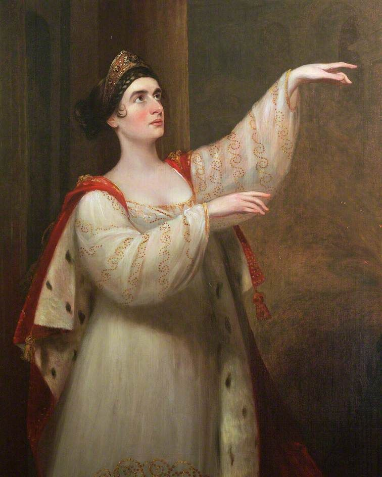 Angelica Catalani - Cantante d'opera lirica
