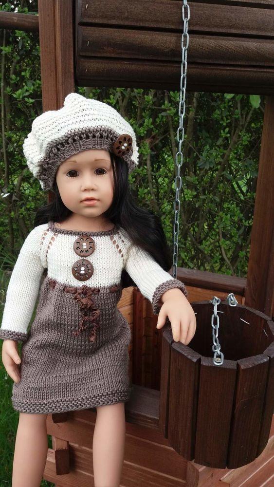 Puppenkleidung für Götz Puppe | eBay | poupées gotz | Pinterest ...