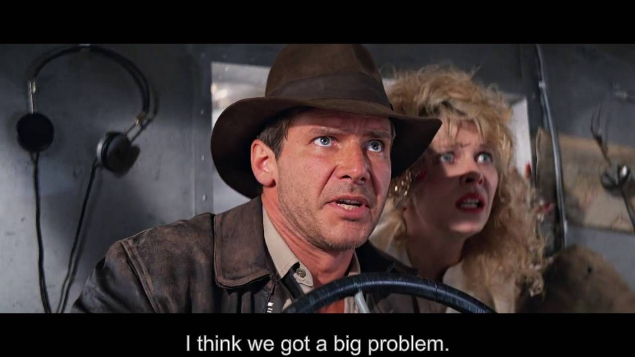 Image result for Indiana Jones And The Temple Of Doom Raft