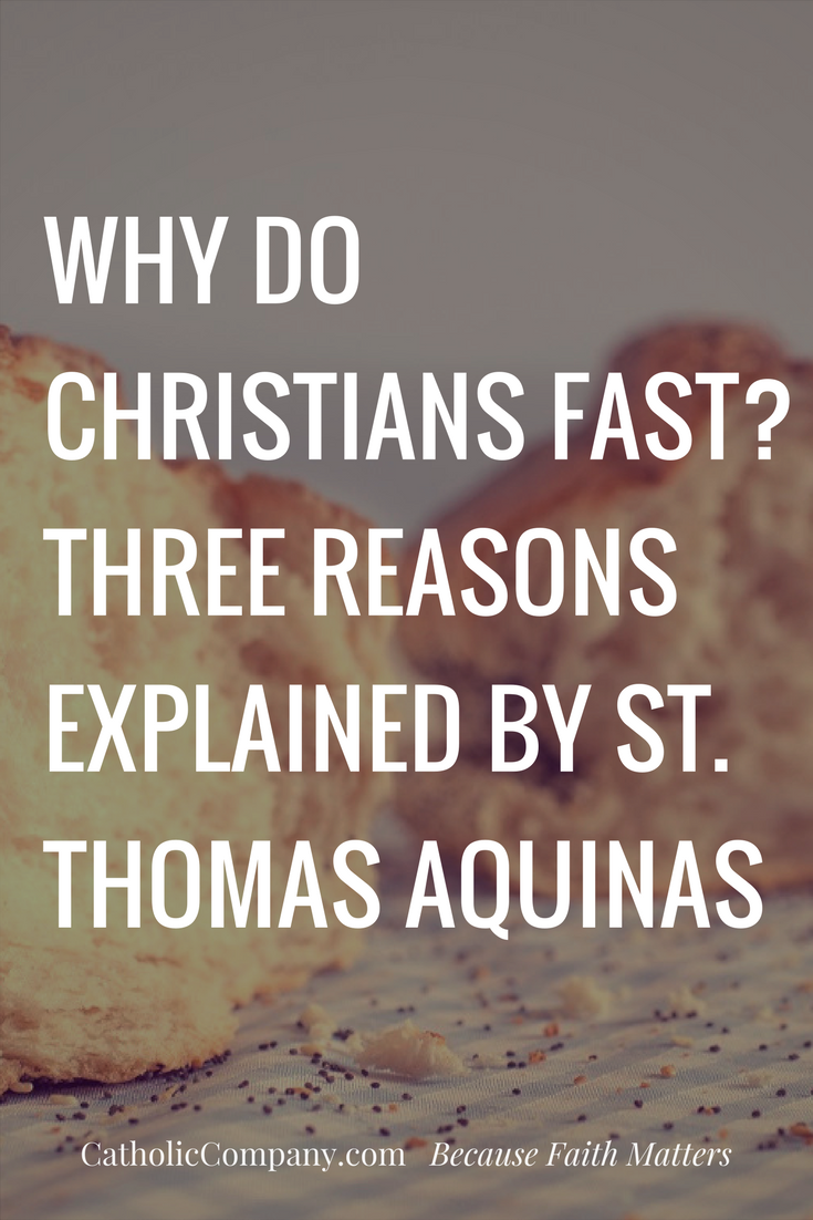 when do catholics fast