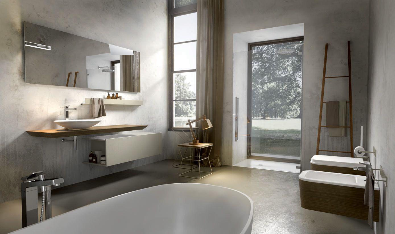 MAIA texture ricercate arredano l\'ambiente bagno firmato edoné ...