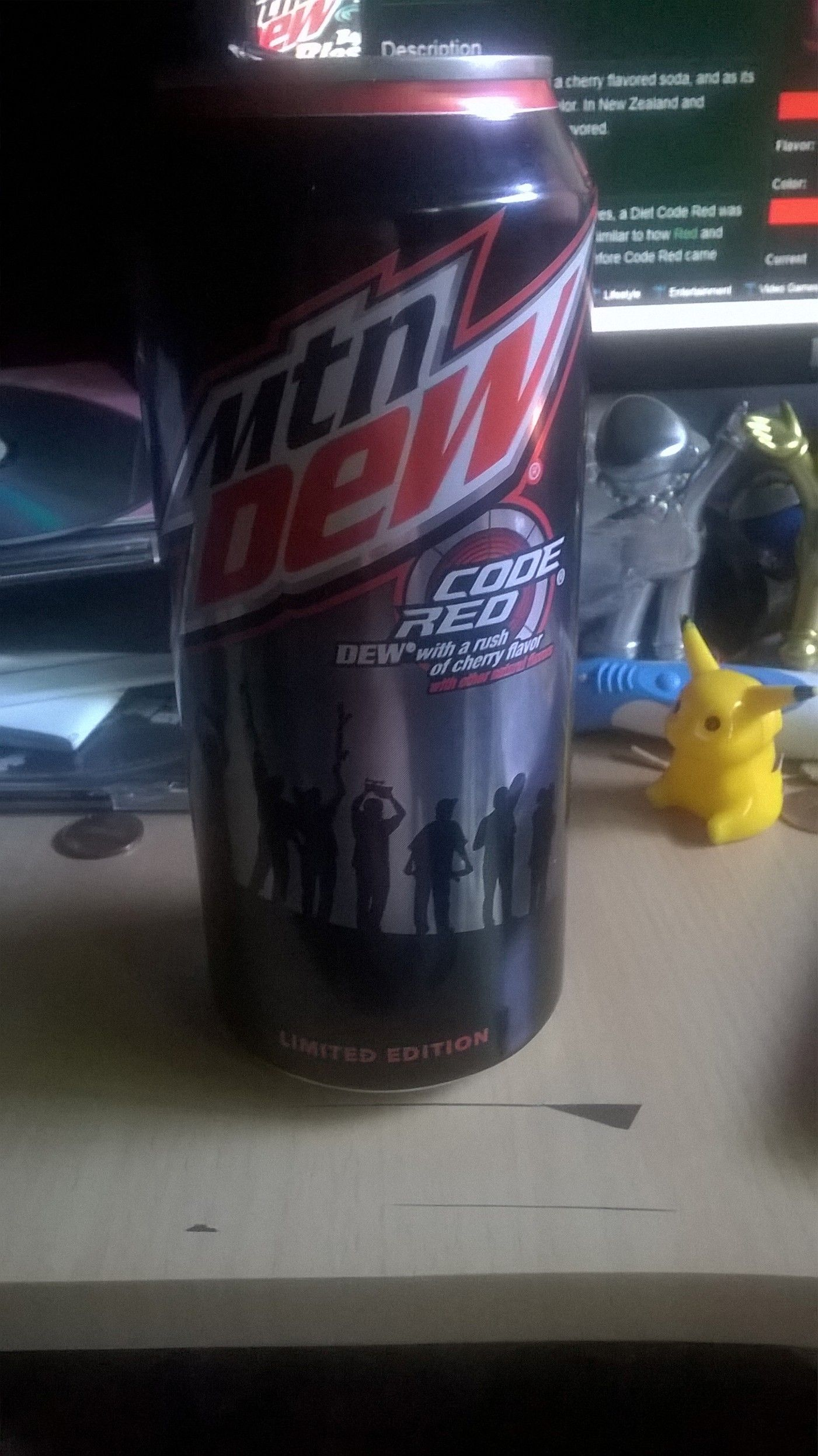 Code red mountain dew coding red