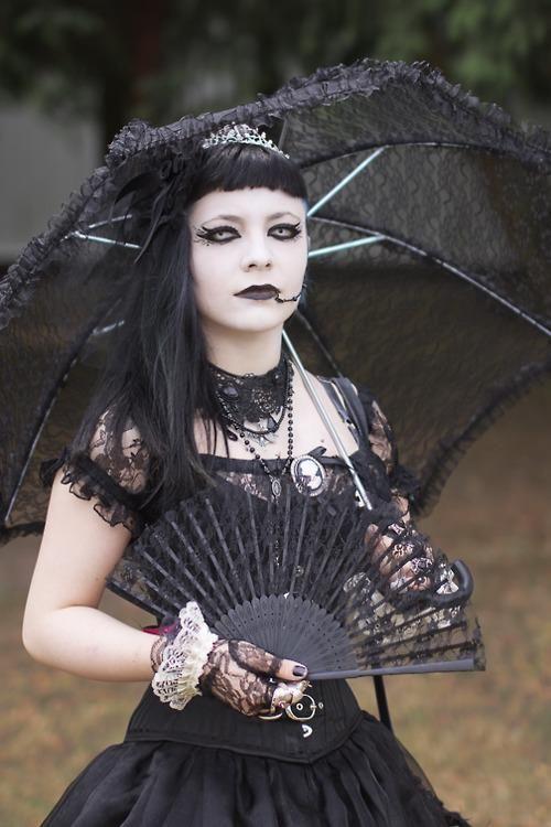 Beautiful Gothic Girls