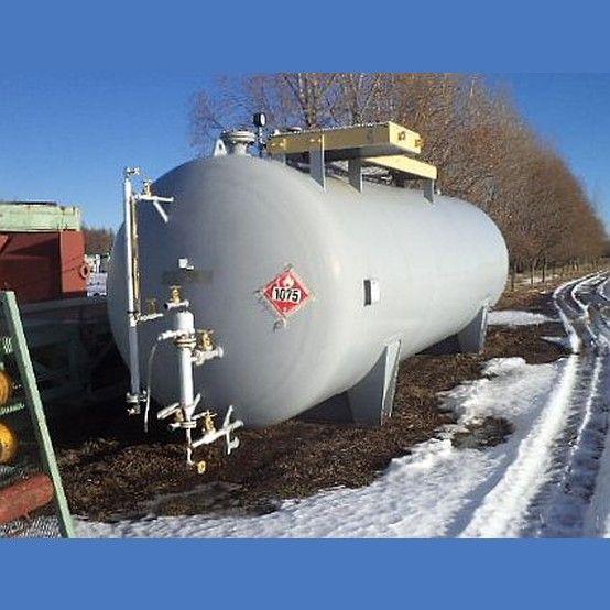 Pin On Steel Tank