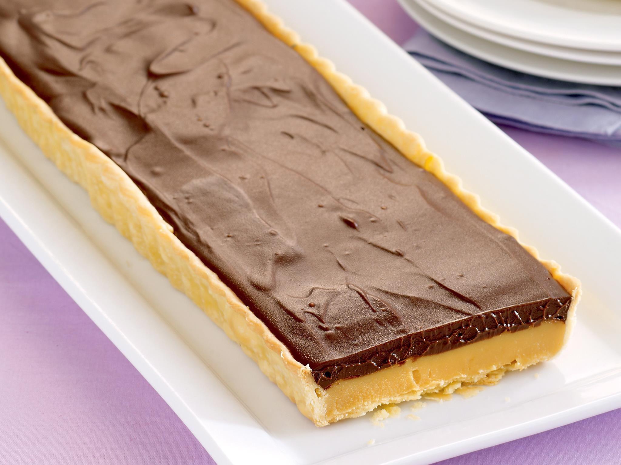 Chocolate Caramel Tart Recipe Shortcrust Pastry Tarts Sweet Tarts Chocolate Caramel Tart