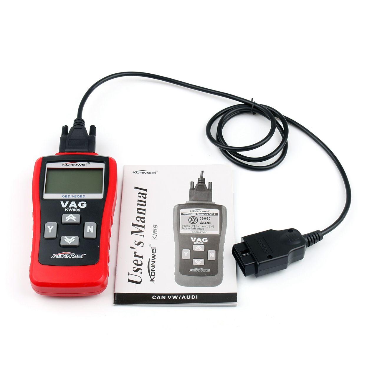 Mad Konnwei KW809 Car Diagnostic Scanner Tool