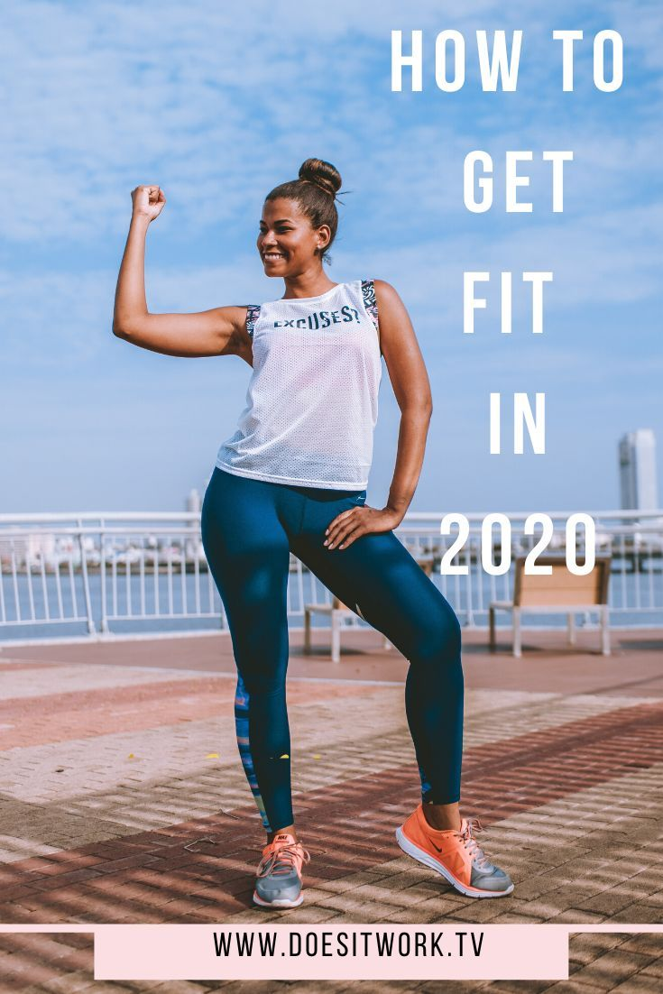 Want to lose weight or get fit in 2020? Start a regular exercise routine that suits you and your sch...