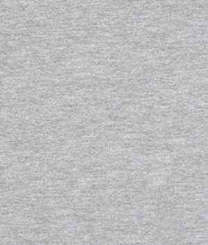25cd360736b Heather Gray Cotton Jersey Fabric | Susie q | Fabric, Cotton ...