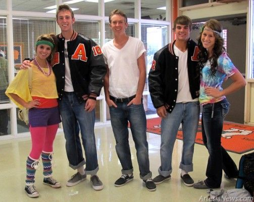 found on google from pinterest  spirit week outfits