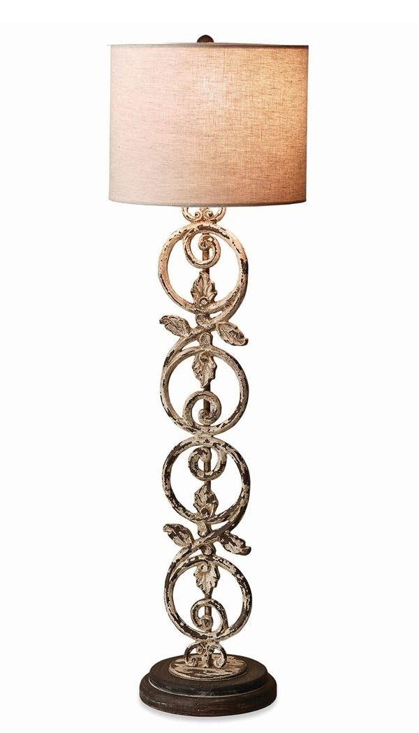 Bramble Fleur Standing Floor Lamp Br 26428 Floor Standing Lamps Floor Lamp Unique Lighting
