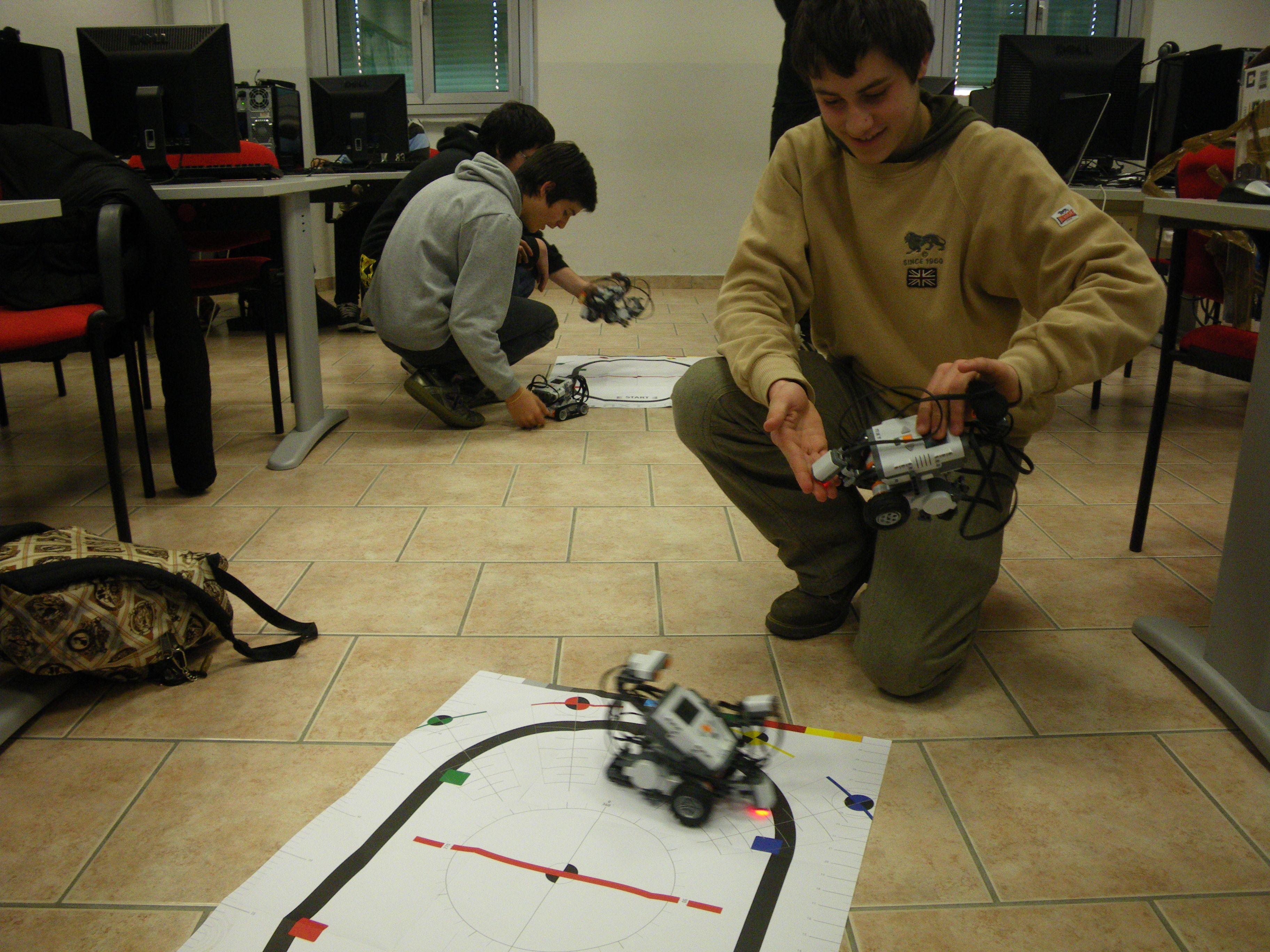 Robotica ITI 2011