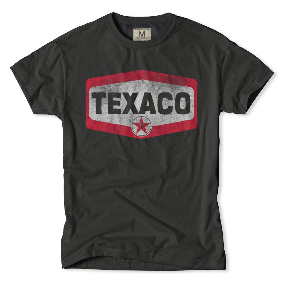 4afc3c972 Texaco T-Shirt | Clothes in 2019 | Tailgate outfit, Shirts, Team t ...