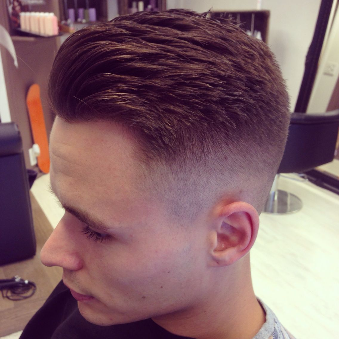 Haircut styles for men fades another day another fade by handcraft  men hairstyle  pinterest
