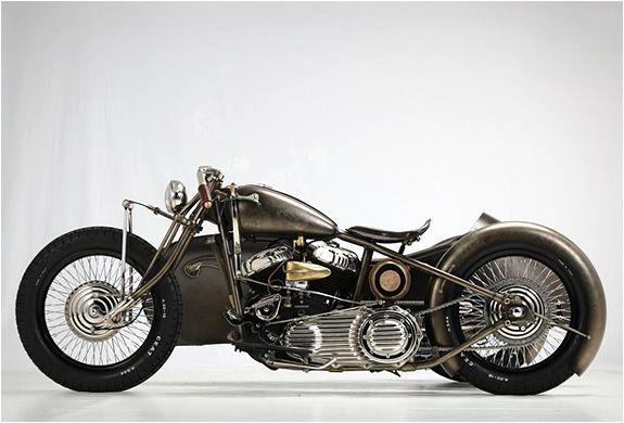 1942 Harley-Davidson Model U