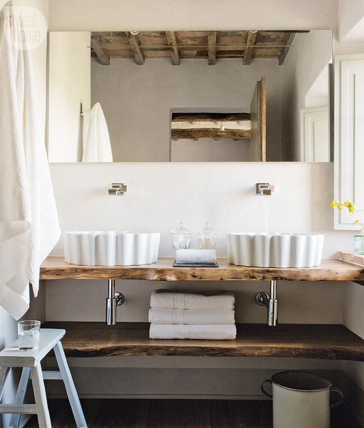 A Villa In Tuscany 6 Home Sweet Home Pinterest Salle de bains