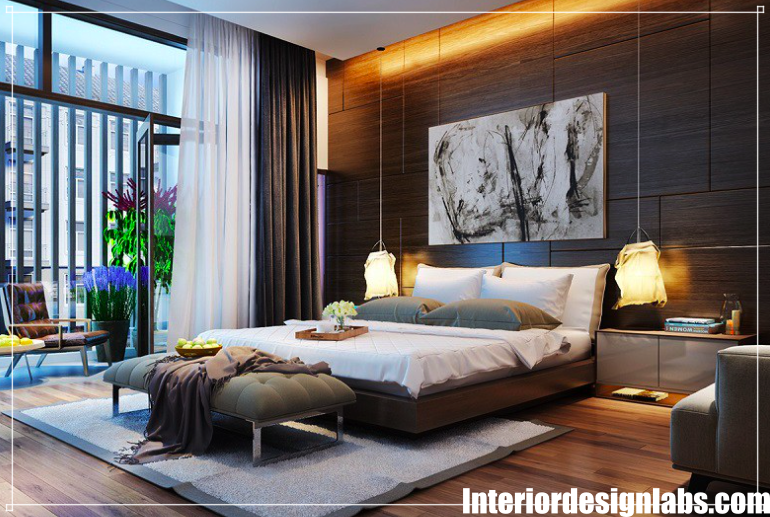 Creative Bedroom Lighting Ideas Modern Bedroom Luxurious