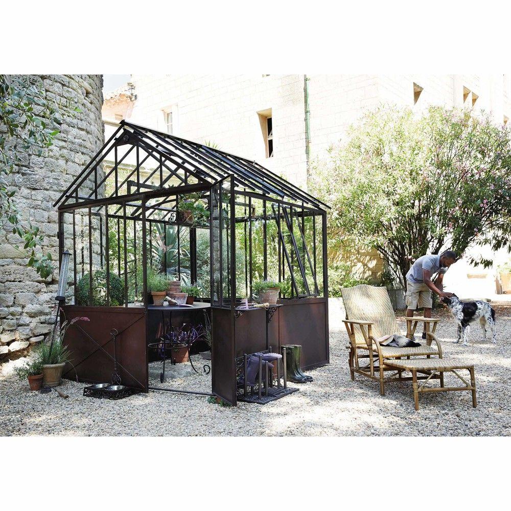 Gewachshaus Aus Metall Mit Tuileries Garten Pinterest