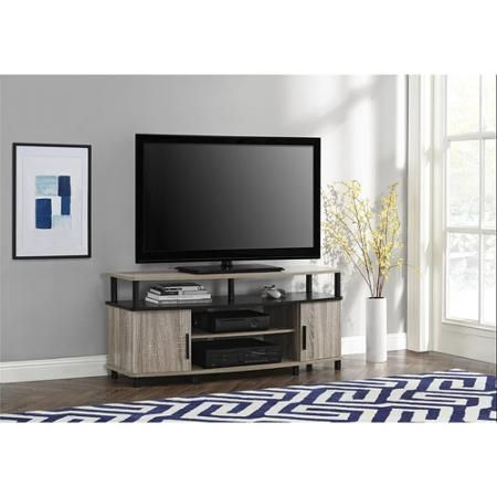 "Carson TV Stand for TVs up to 50"" Multiple Finishes"