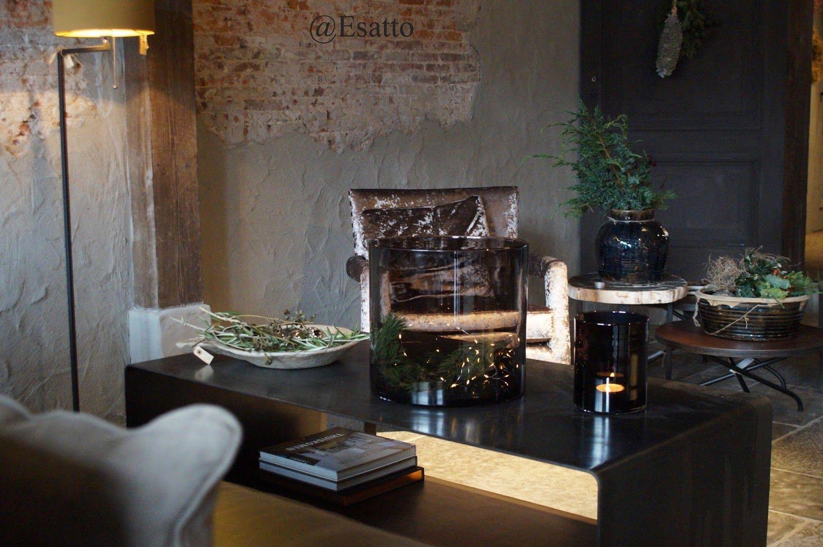 Blog over de geweldige interieurwinkel esatto by ravensbergen waar