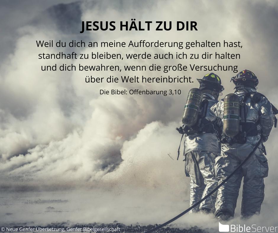 Bibelverse Mut