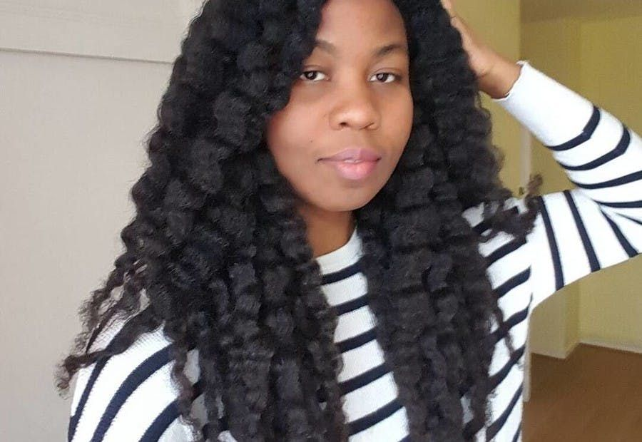 Night Time Regimen for Natural Hair Growth - Grow 4c Hair Fast & Healthy