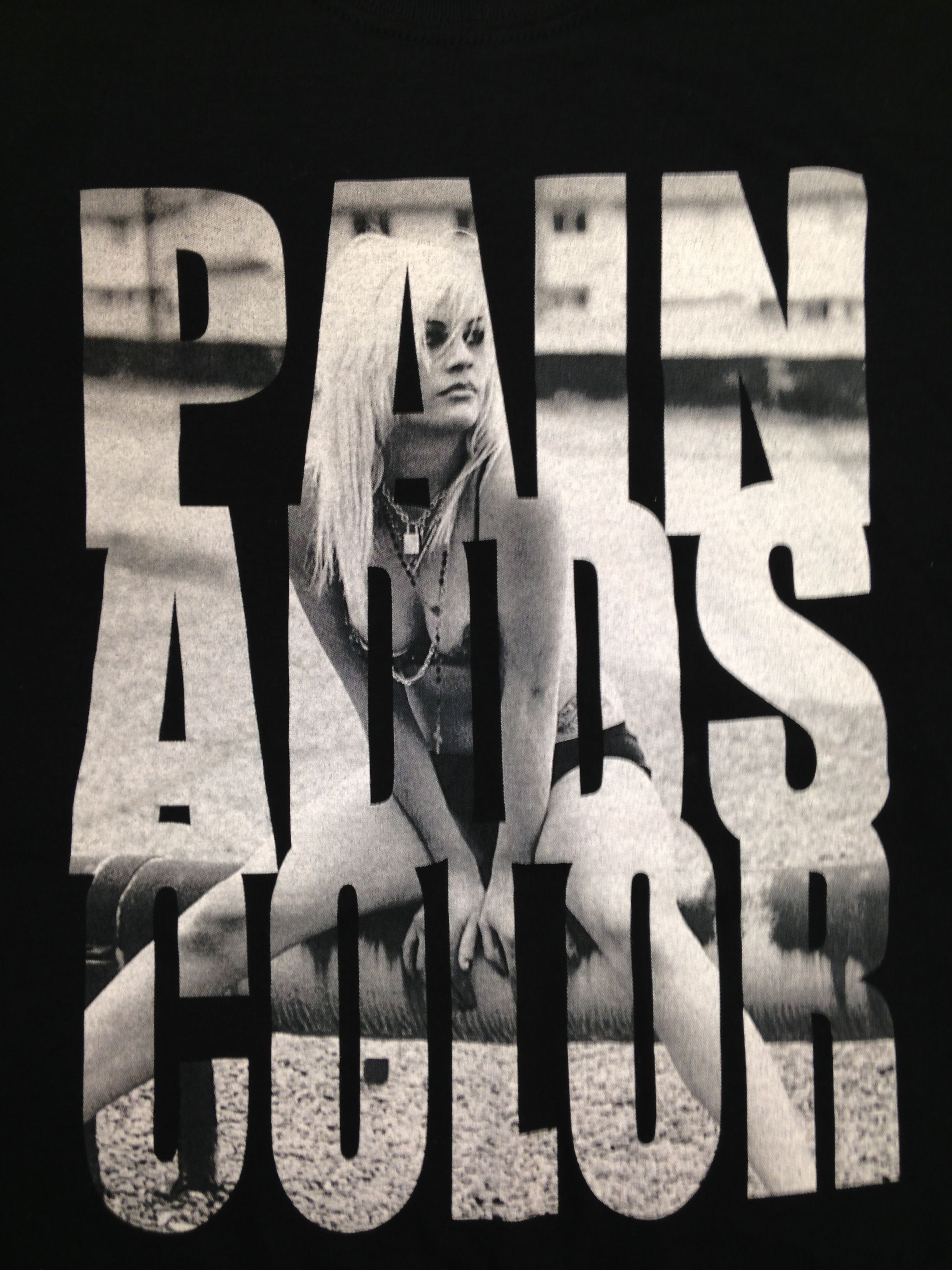 Pain Adds Color