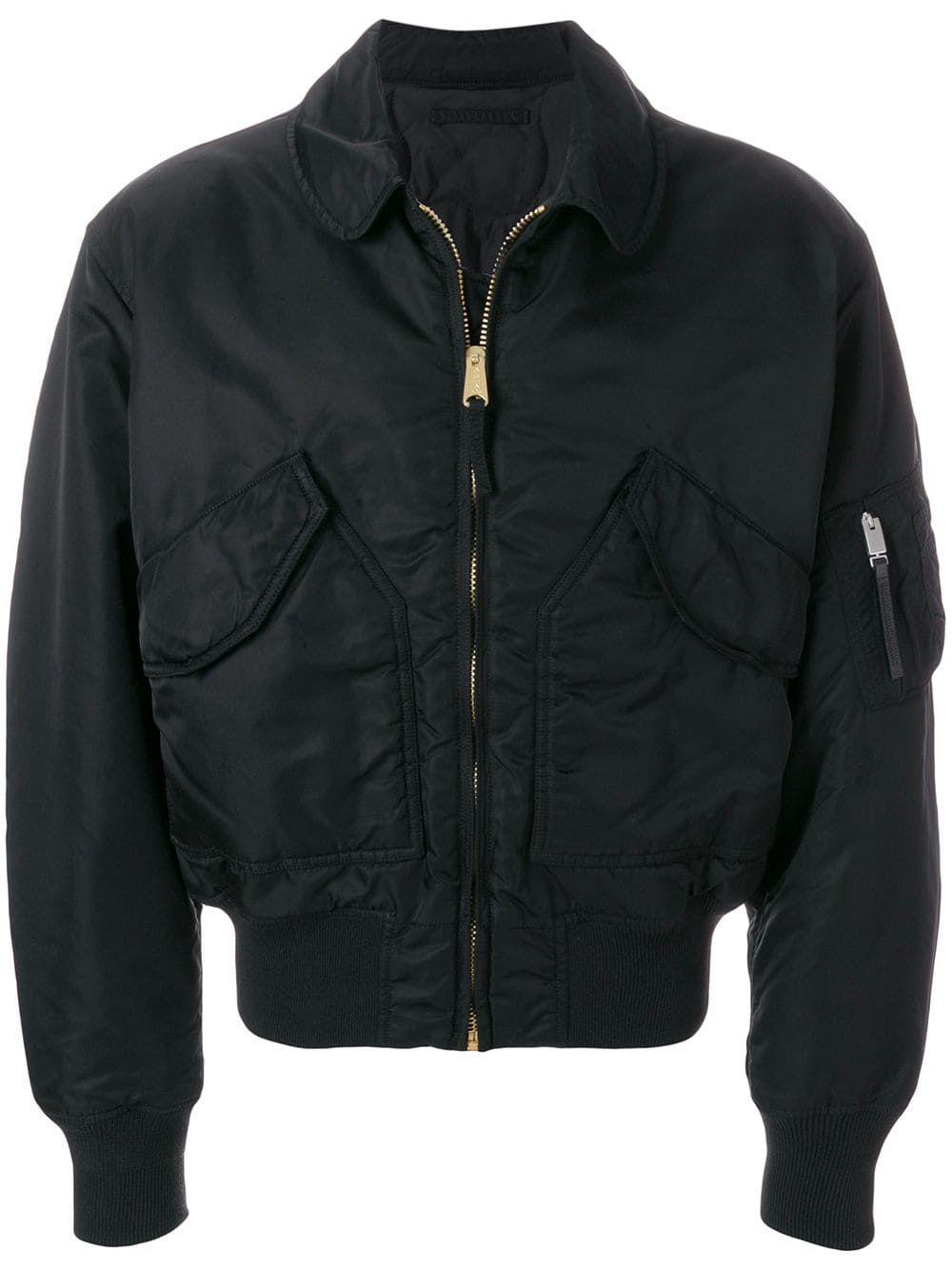 1017 Alyx 9sm X Alpha Pilot Jacket Farfetch Designer Jackets For Men 1017 Alyx 9sm Pilot Jacket [ 1334 x 1000 Pixel ]