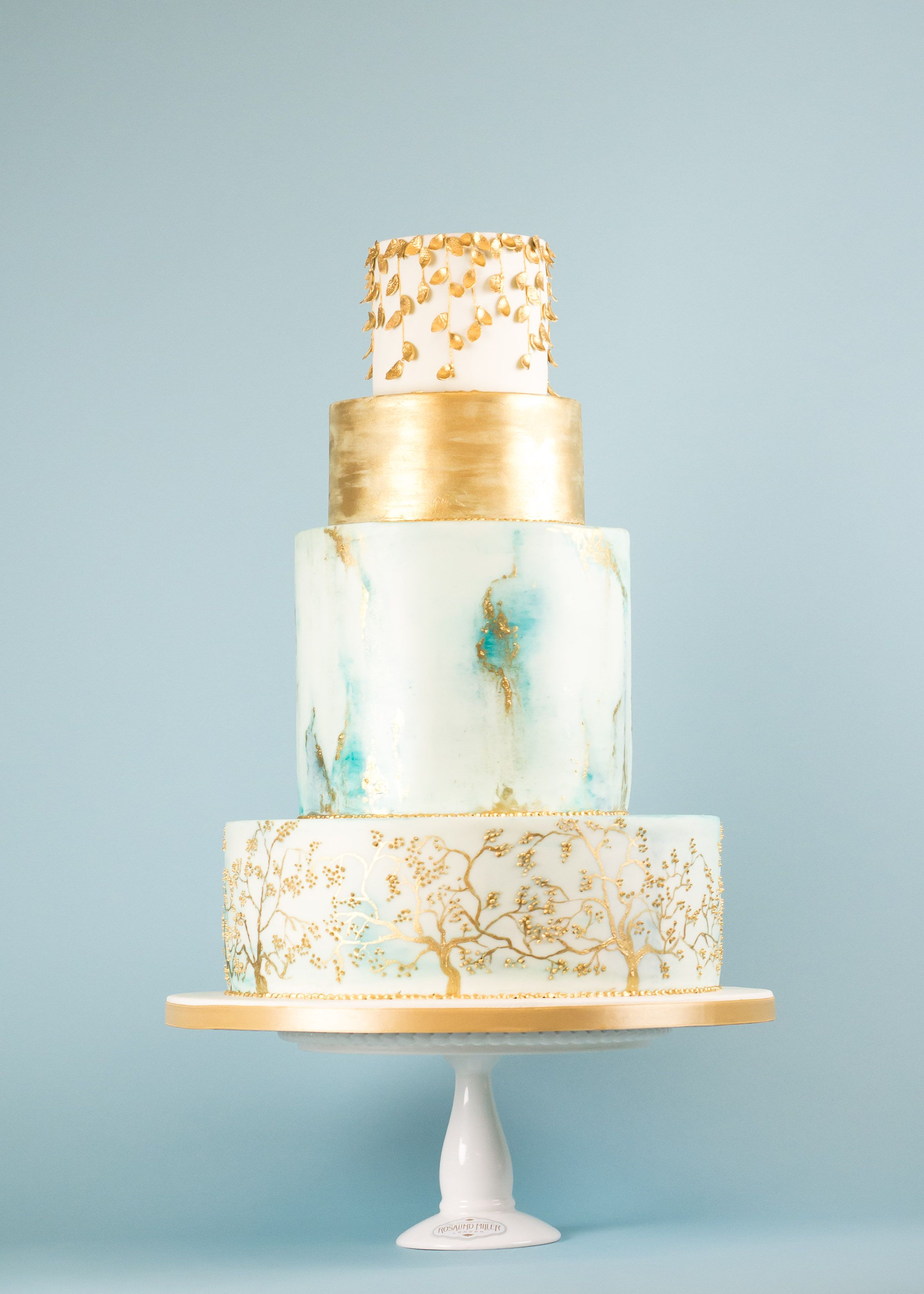 Getting married in 2017 Here are 17 wedding cake trends you need