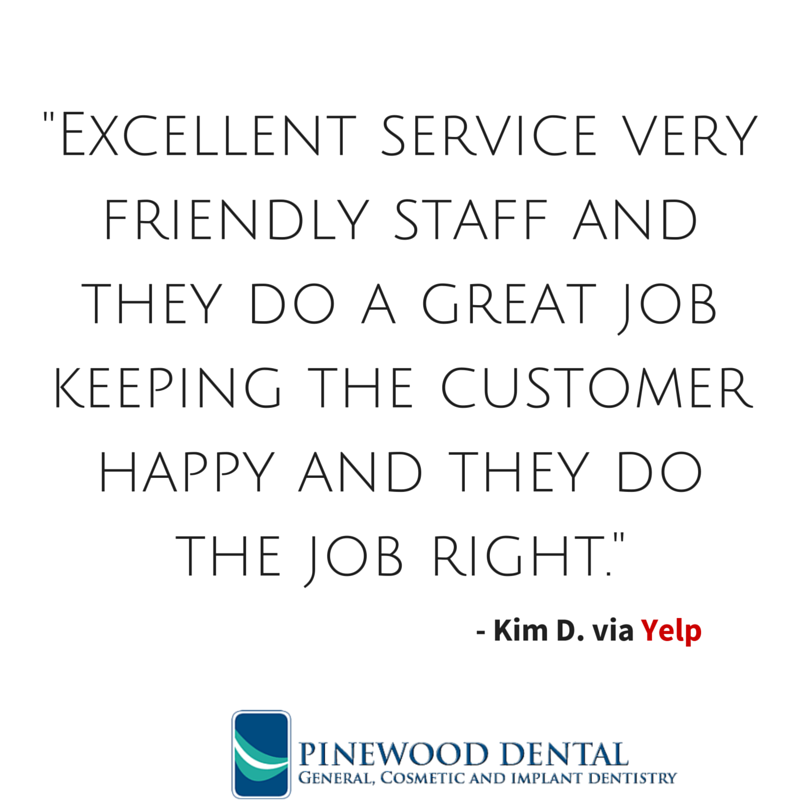 It warms our hearts to hear back from our happy and satisfied patients! #patientfeedback http://ow.ly/10mDHq