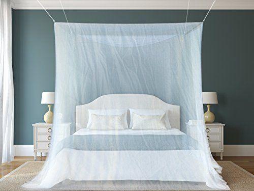 1 la meilleure moustiquaire grande moustiquaire baldaquin pour lit double un r pulsif pour - Moustiquaire baldaquin pour lit double ...