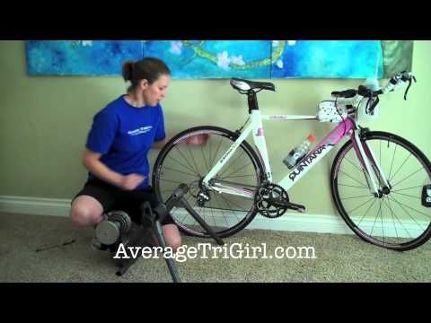 Ever Wonder How To Use A Bike Trainer Here S How Bike Trainer
