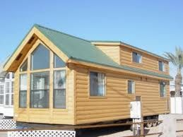 Small mobile homes. This ones a gem!