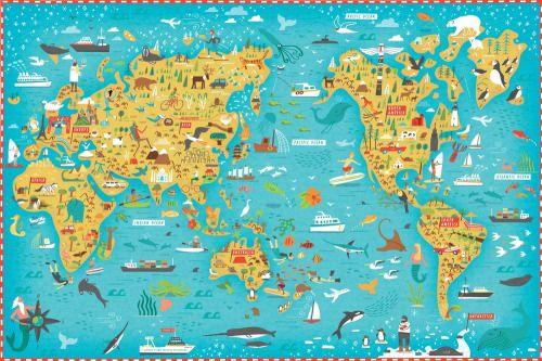 Detailed World Map With All Names Of Countries - Download From Over - fresh world map pdf in english