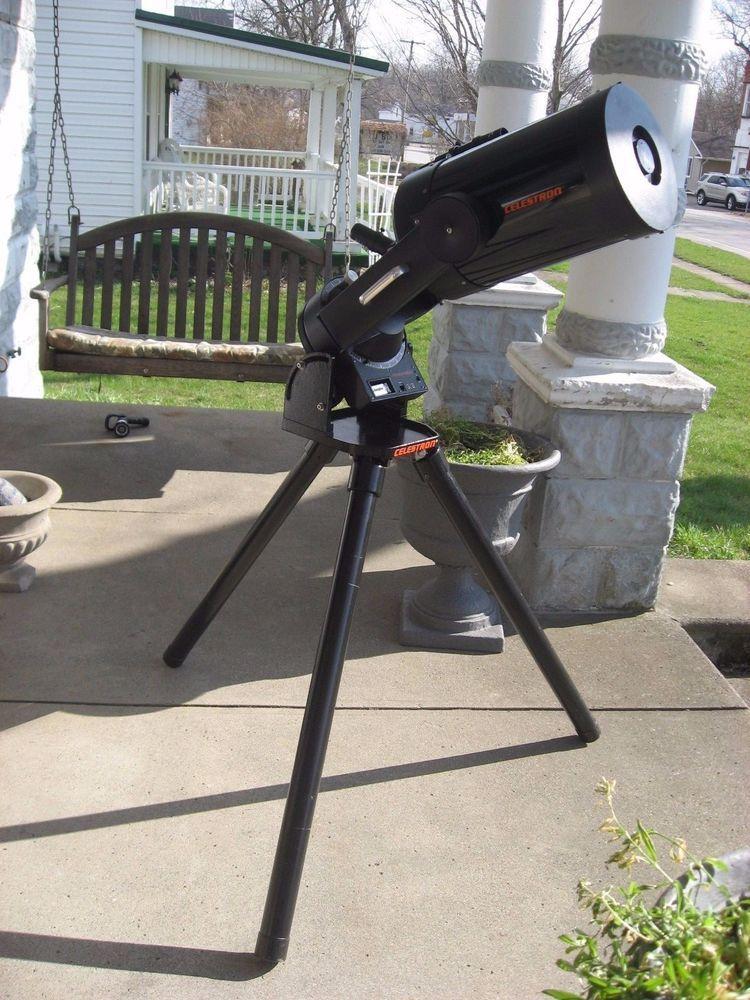 Celestron Schmidt Cassegrain Ultima C8 Telescope Celestar 8