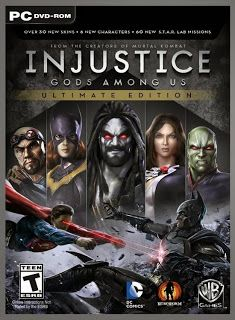 Injustice Gods Among Us Ultimate Edition Rip Black Box Full Pc Games Download Ps4 Games Injustice Game Reviews