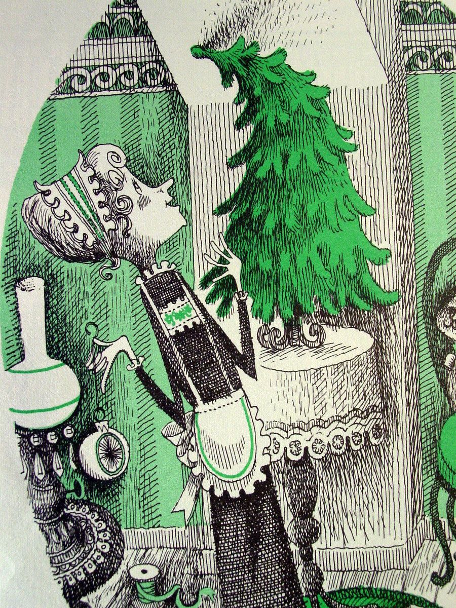 Mr Willowby\'s Christmas Tree- 1960s Illustrated Children\'s Book ...