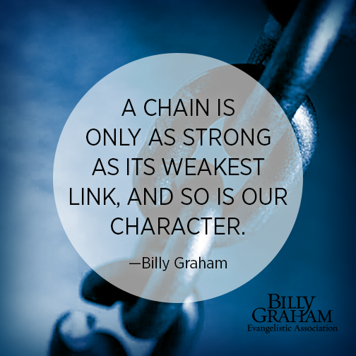 """a chain is as strong as its weakest link essays """"a chain is no stronger than its weakest link"""" means that processes, organizations, etc, are vulnerable because the weakest person or part can always cause a failure or break the process examples : """"i would advise against bringing sam into the project , a chain is as strong as its weakest link , and he'd be that weak link."""