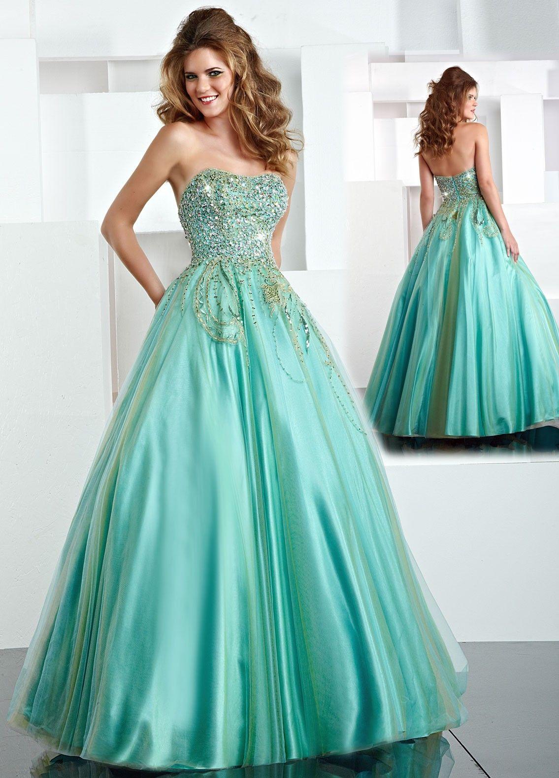 Hand beaded prom dresses - Best Dressed