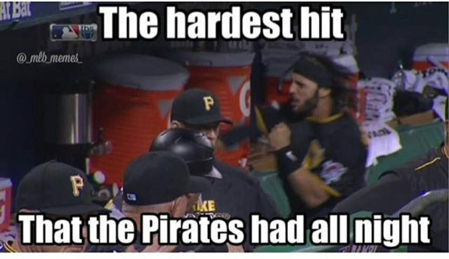 Truth Mlb Memes Memes Pittsburgh Pirates