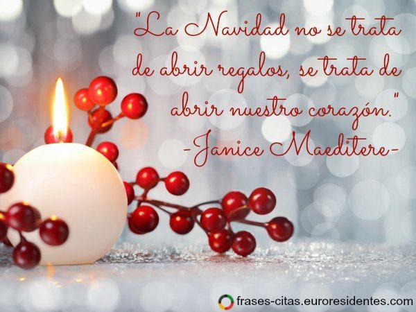 Frases De Navidad Cortas Frases De Navidad Felicitaciones
