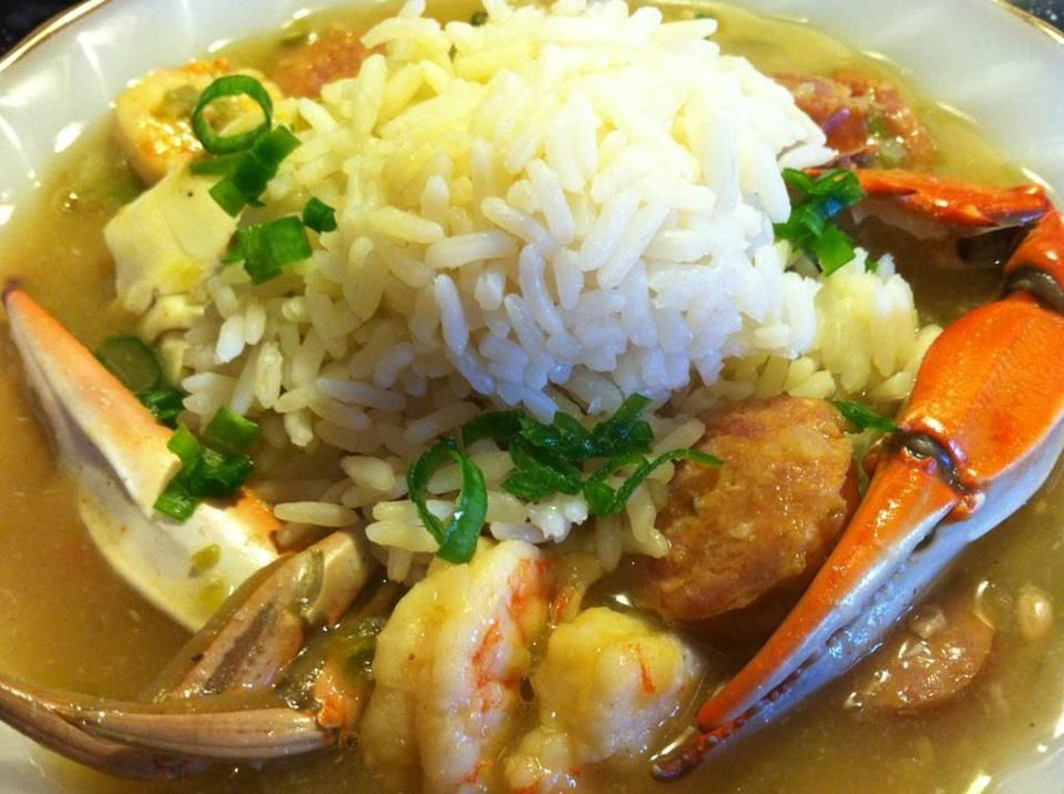 Seafood Gumbo  Prepared  Styled & Photographed by #LolaScheltens