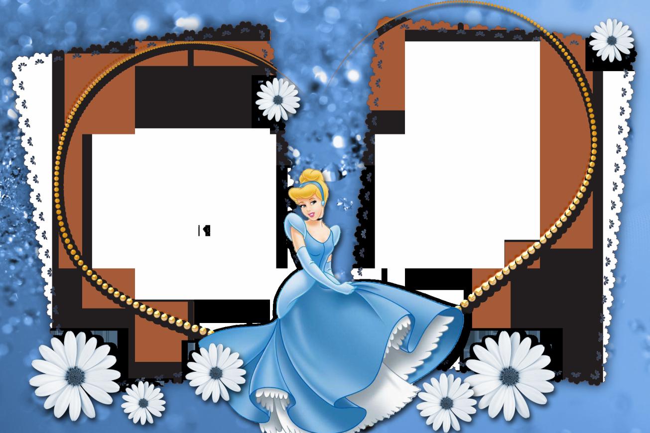 Marcos de la Cenicienta | ideas para tarjetas | Pinterest | Princess ...