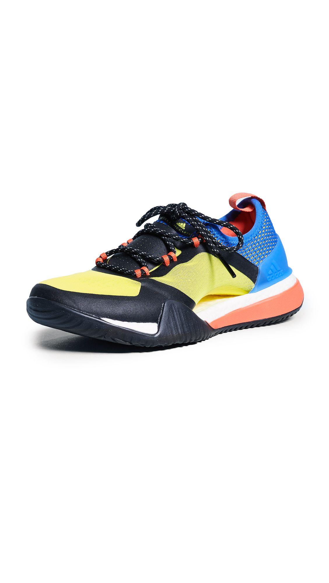 db8d15c3dcebd ADIDAS BY STELLA MCCARTNEY PUREBOOST X TR 3.0 SNEAKERS.   adidasbystellamccartney  shoes